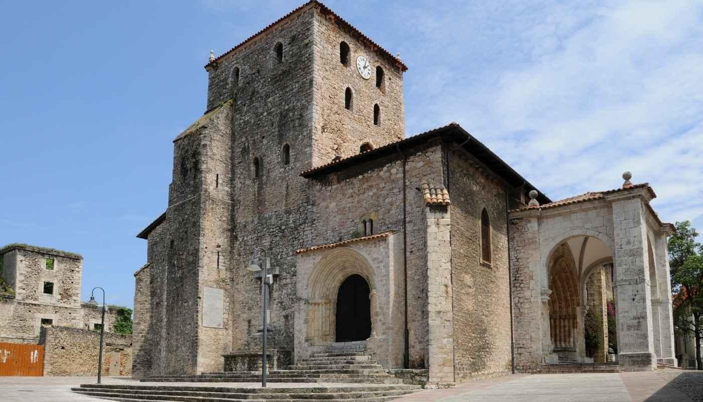 basilica llanes