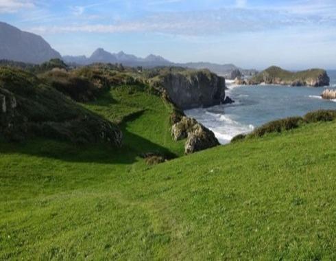 vistas llanes asturias
